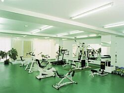 Best Western Pannonia Med Hotel Sopron - Fitness